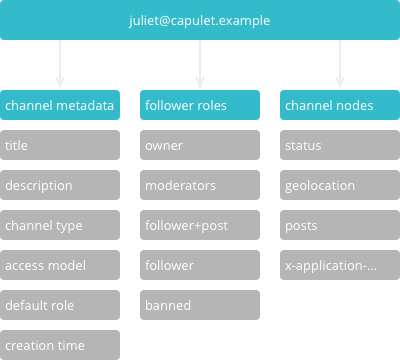 Channels and Nodes